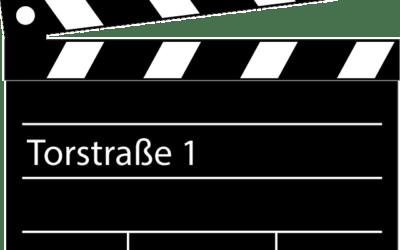 "Dreharbeiten ""Torstraße 1"""